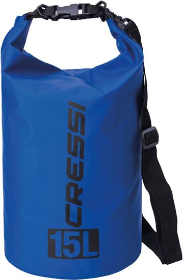 Picture of Dry Bag  Blue 15Lt