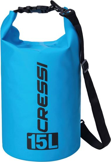 Picture of Dry Bag  Light Blue 15Lt