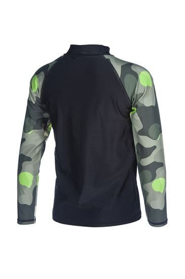 Picture of B Rash Vest Ls Allover