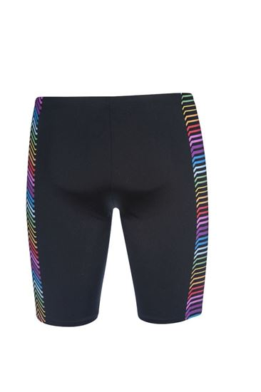 Picture of M Multicolor Stripes Jammer