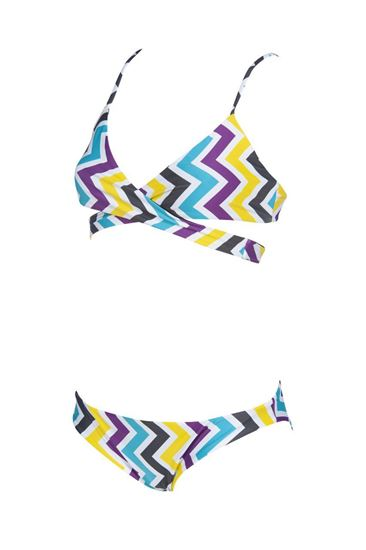 Picture of W Triangle 2 Piece Reversible