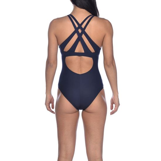 Picture of Maia Criss Cross Back 1 Piece