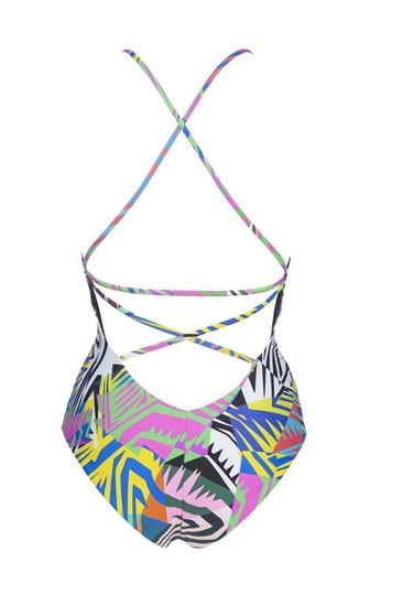 Picture of Twist Back Reversible 1 Piece