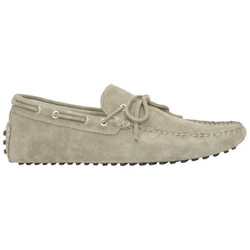Picture of Suede Leather Moccasins