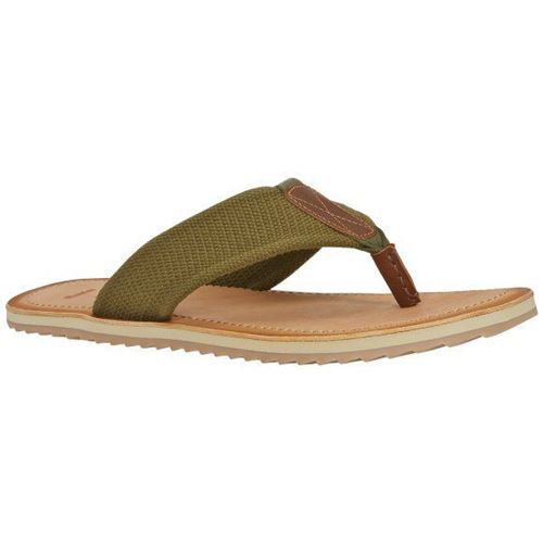 Picture of Canvas Flip Flops