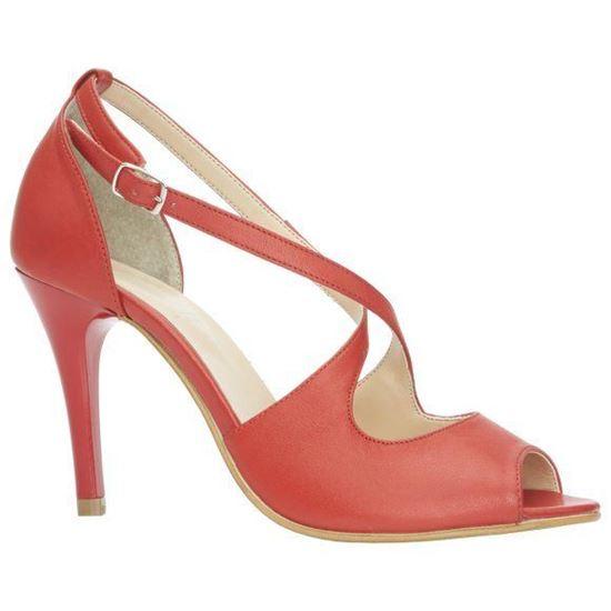 Picture of Open Toe Heels