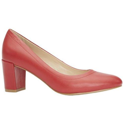 Picture of Real Leather Block Heels