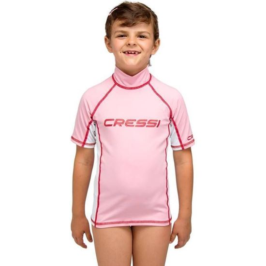 Picture of Jr Rash Guard Short-Sl