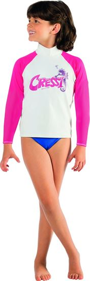 Picture of Seahorse Jr Rash Guard Long-Sl