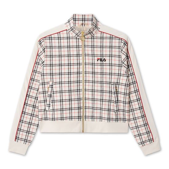 Picture of Tevy Aop Track Jacket