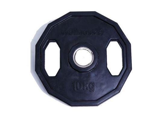 Picture of Olympic Rubber Plate 10KG