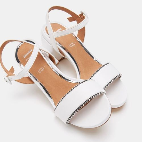Picture of Sandals With Wide Heels