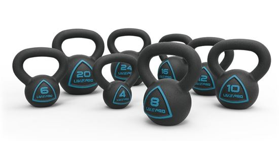 Picture of Livepro Kettlebell