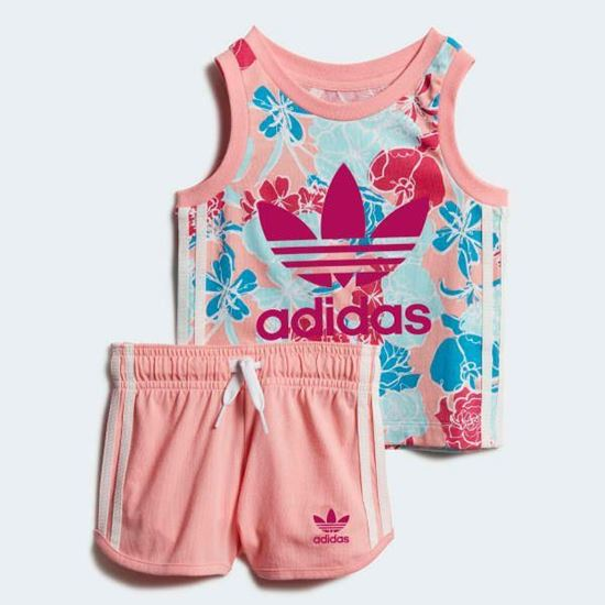 Picture of Tank  Short Set