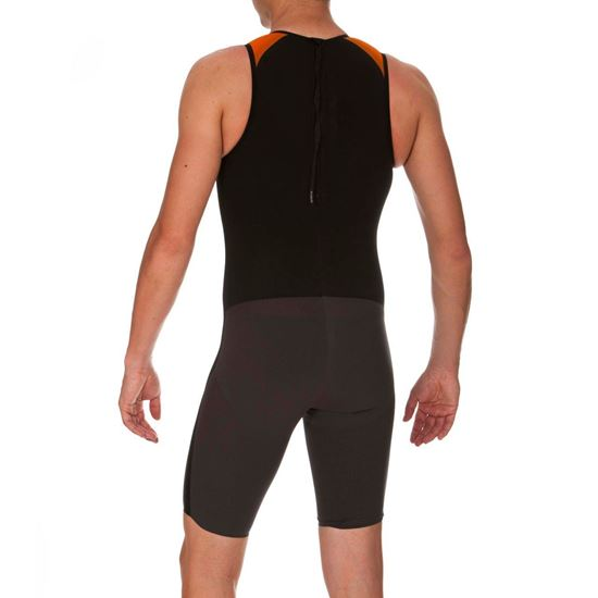 Picture of M ZIPPED TRISUIT TRI POLY C