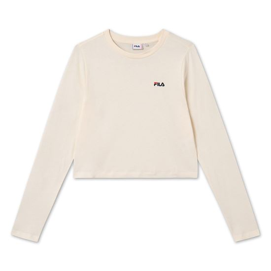 Picture of EAVEN CROP LONG SLEEVE SHIRT