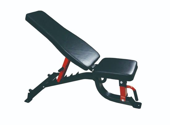 Picture of FLT INCLINE DECLINE BENCH