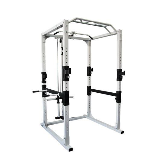 Picture of POWER RACK WITH LAT PULL DOWN