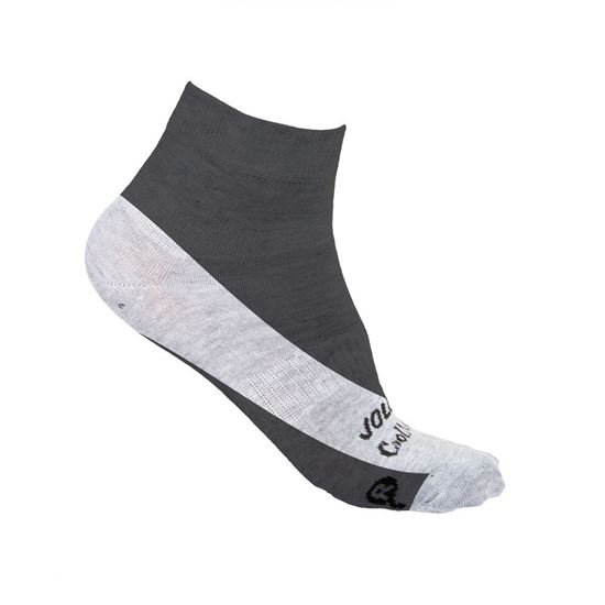 Picture of EXTRA LOW COLLMAX SOCK PACK X2