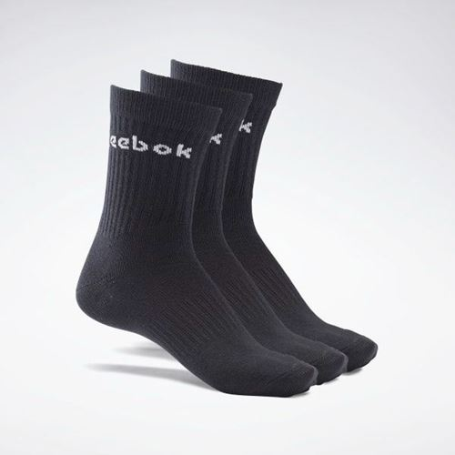 Picture of ACT CORE MID CREW SOCK 3P