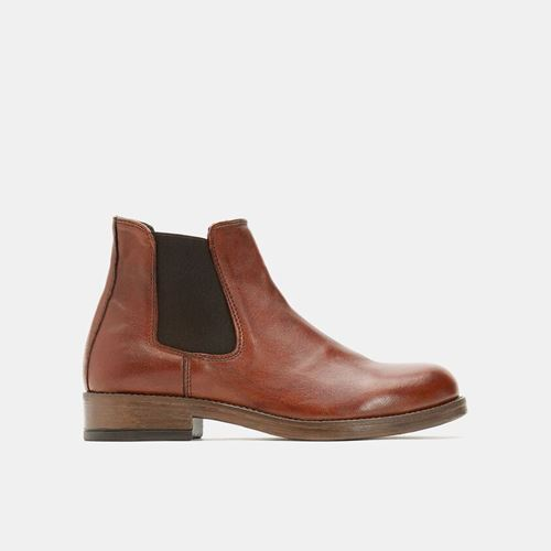 Picture of LEATHER CHELSEA BOOTS