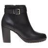 Picture of ANKLE BOOTS WITH WIDE HEEL