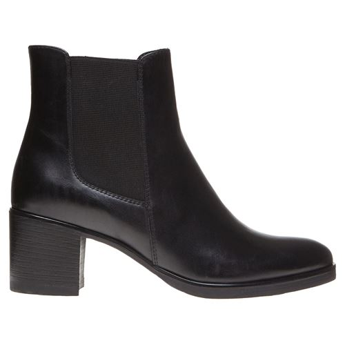 Picture of CHELSEA BOOTS WITH WIDE HEEL