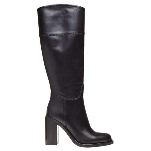 Picture of GENUINE LEATHER BOOTS WITH HEE