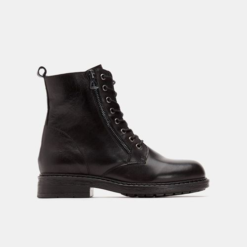 Picture of LEATHER COMBAT BOOTS