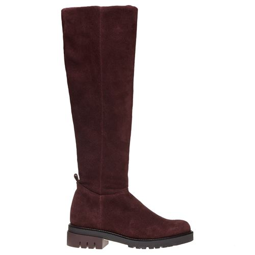 Picture of SUEDE THIGH BOOTS