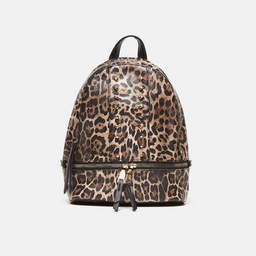 Picture of BACKPACK WITH ANIMAL PRINT