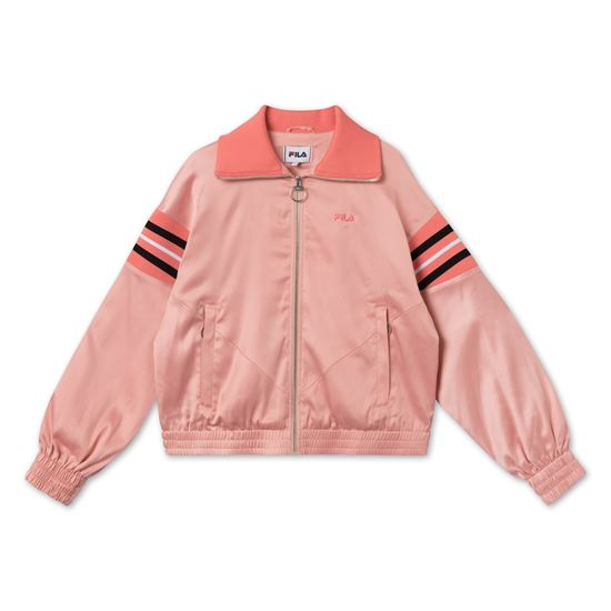Picture of TELLY SATIN JACKET