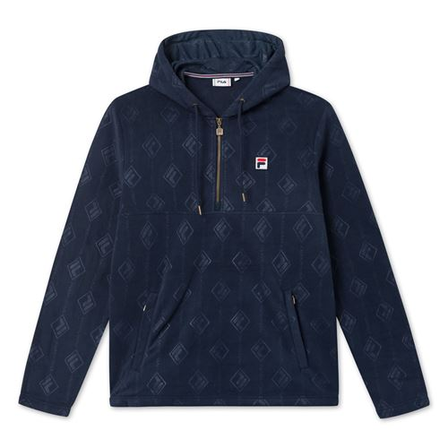 Picture of HASTIN HALF ZIP FLEECE HOODY