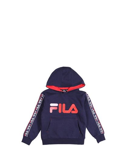 Picture of LISA TAPED HOODY