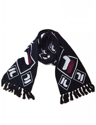 Picture of INTARSIA KNITTED SCARF