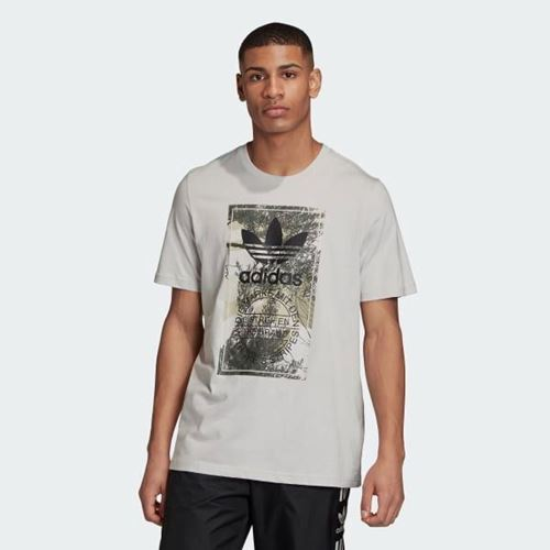 Picture of CAMO TONGUE TEE