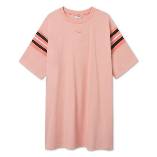 Picture of TERI OVERSIZED TEE DRESS