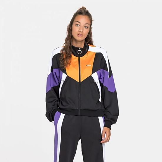 Picture of BECCA CROPPED TRACK JACKET