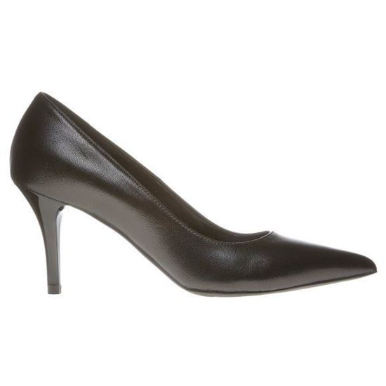 Picture of POINTED HEELS IN REAL LEATHER