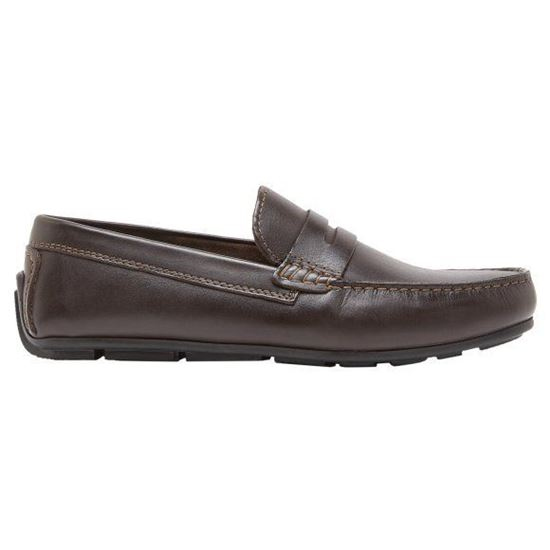 Picture of LEATHER MOCCASINS