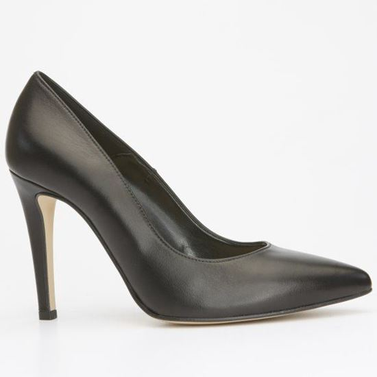 Picture of REAL LEATHER POINTED HEELS