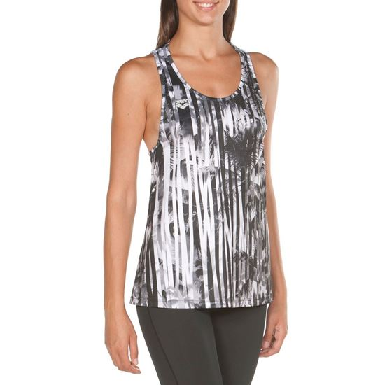 Picture of W GYM TANK TOP CROSS BACK