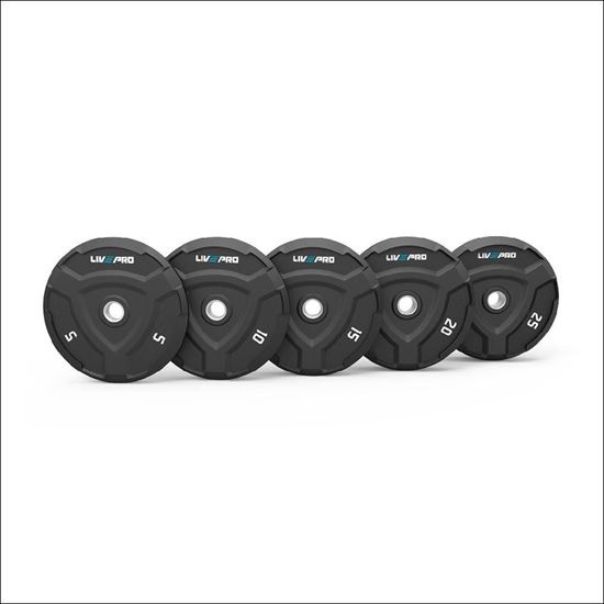 Picture of RUBBER BUMPER PLATE 10KG