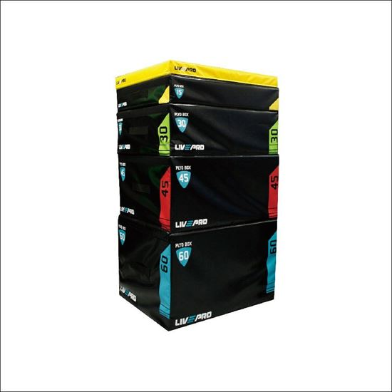 Picture of SOFT PLYO METRIC BOXES