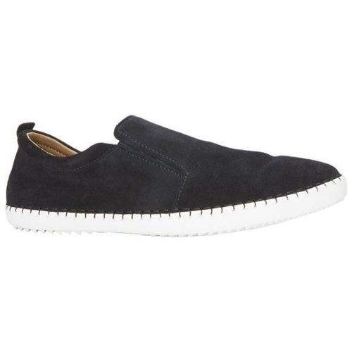 Picture of SUEDE LEATHER SLIP-ONS