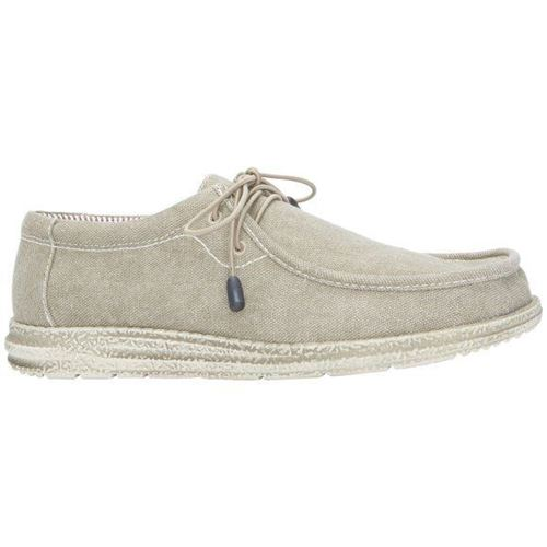 Picture of CANVAS MOCCASINS