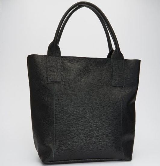 Picture of LEATHER SHOPPING BAG
