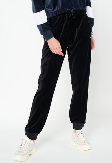 Picture of BELLUNA VELVET TRACK PANT