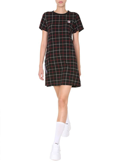 Picture of WINONA AOP TEE DRESS