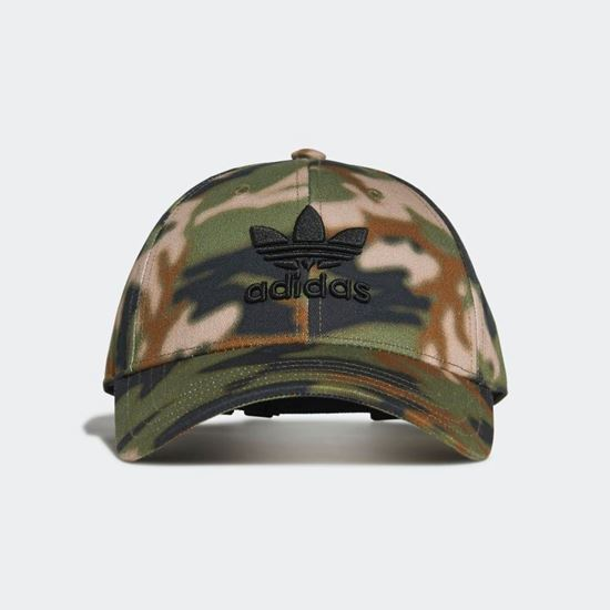 Picture of CAMO BBALL CAP